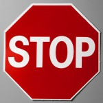 Sign---Stop Sign